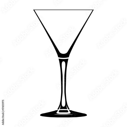 cocktailglas schwarz weiss stockfotos und lizenzfreie vektoren auf bild 17655975. Black Bedroom Furniture Sets. Home Design Ideas