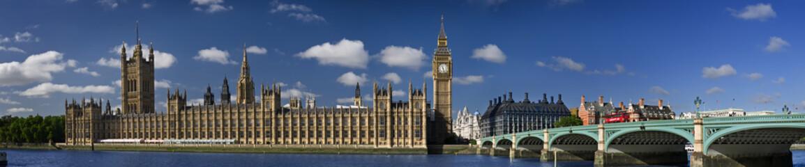 Garden Poster London Houses of Parliament, London.