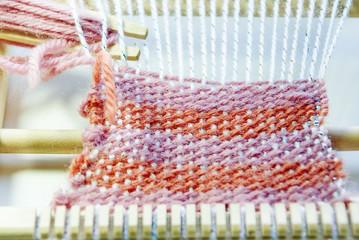 Process of weaving