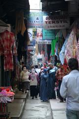 Einkaufspassage in Istanbul - Türkei