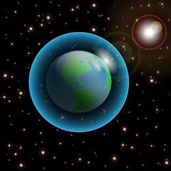 Earth-Cosmos