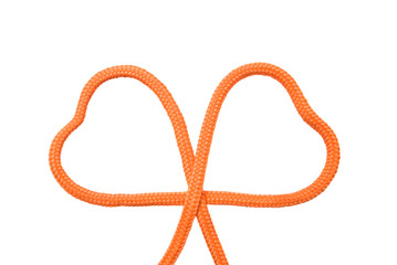 Heart from knot