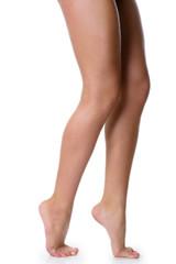 Beautiful ballerina legs