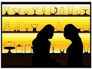 glass collection.svg