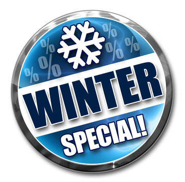 Winter Special! Button