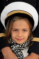 fille de capitaine