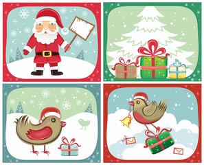 Christmas cards sets 2