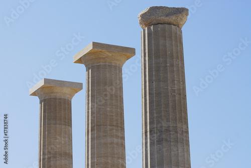 griechische s ulen stockfotos und lizenzfreie bilder auf bild 17838744. Black Bedroom Furniture Sets. Home Design Ideas