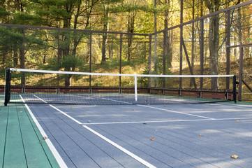 platform tennis paddle court