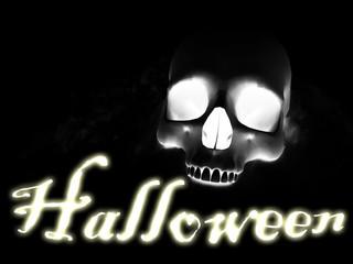 Halloween Skull