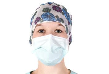 protections avant d'entrer au bloc opératoire