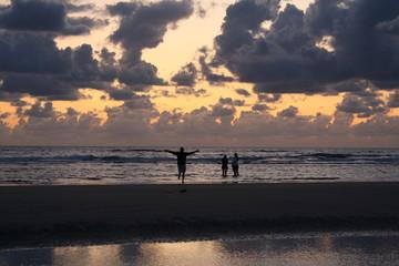 Freude am Meer