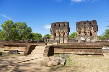 Fototapete - Royal Palace Ruins, Polonnaruwa, Sri Lanka