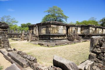 Fototapete - Hatadage, Polonnaruwa, Sri Lanka