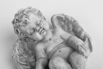 Engel schläft
