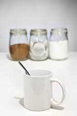 Tea Coffee and Sugar