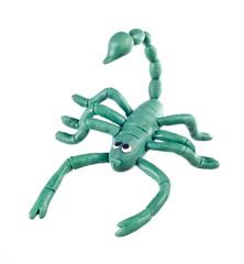 Plasticine Scorpio