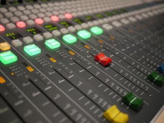 console mixage 1