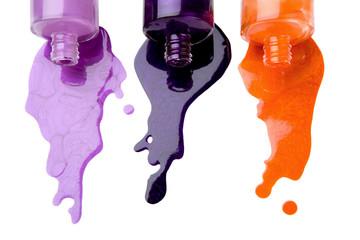 Color varnish