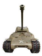 Sherman Tank 2