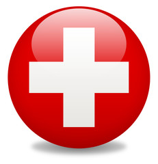 Swiss Flag (Icon/Orb)