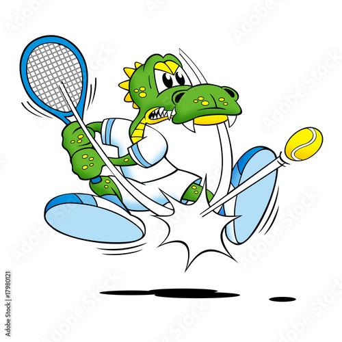 tennis croc stockfotos und lizenzfreie bilder auf bild 17980121. Black Bedroom Furniture Sets. Home Design Ideas