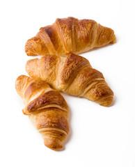 Drei Croissants