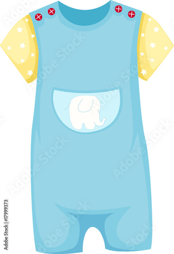 "Baby Onesie Template"" Stock Image And Royalty-Free Vector Files On"
