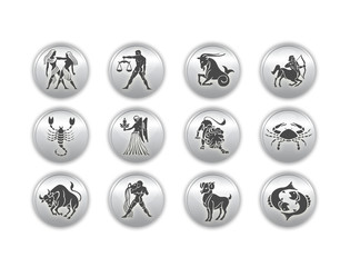 kollektion zodiac silber