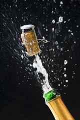 Champagne spray