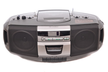 FM Stereo Radio Boombox