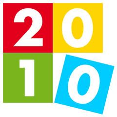 pop art calendar 2010