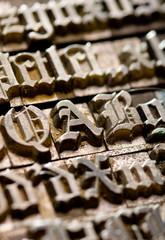 Letterpress Background