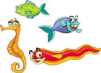 1 fish 2 fish