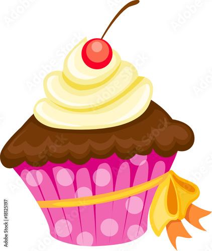 Set Of Cupcake Imágenes De Archivo Y Vectores Libres De Derechos En