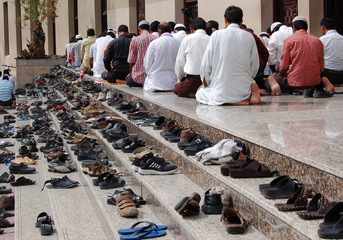 Gebet, Moschee, Moslem, Religion