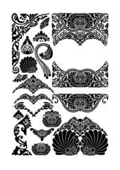 Decorative details