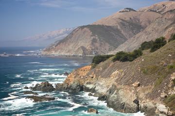 Felsenküste Big Sur USA