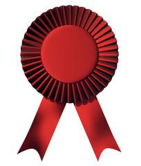 Ribbon first place award