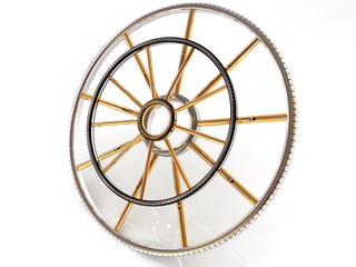 Structure of a wheel