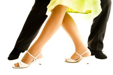 tanzende beine