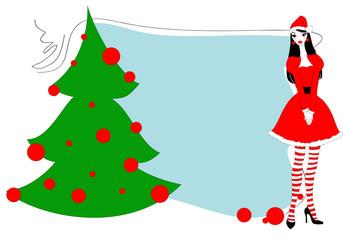 Christmas gteeeting card