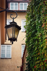 Street lantern - vintage