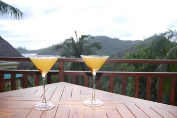 Dernier cocktail - Seychelles