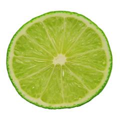 Half green lime