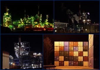 Industrie du pétrole