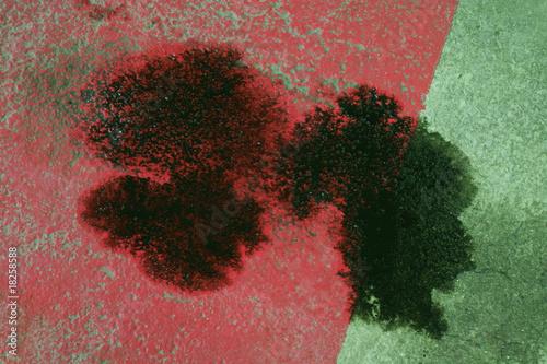 grosse tache d 39 huile photo libre de droits sur la banque d 39 images image 18258588. Black Bedroom Furniture Sets. Home Design Ideas