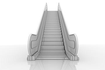 Escalator design