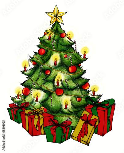 Wieso Tannenbaum Weihnachten.Weihnachtsbaum Christbaum Weihnachten Heiligabend Stockfotos Und