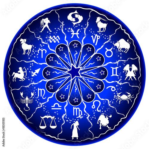 sternzeichen scheibe horoskop stockfotos und lizenzfreie vektoren auf bild. Black Bedroom Furniture Sets. Home Design Ideas
